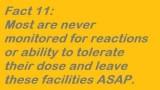 Methadone Clinics = Patient Abuse