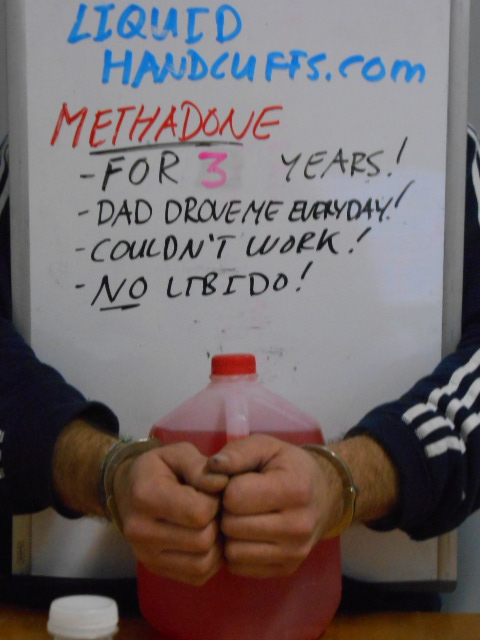 Methadone Horror #16